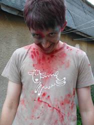 :Zombie Samuel2: by oUSAGIo