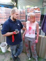 :Zombie: by oUSAGIo