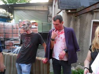 :Zombie poziomki: by oUSAGIo