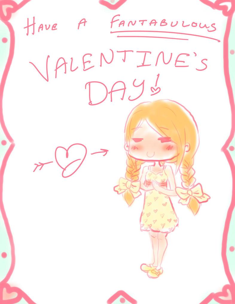 Fantabulous Valentines by XruamarieX