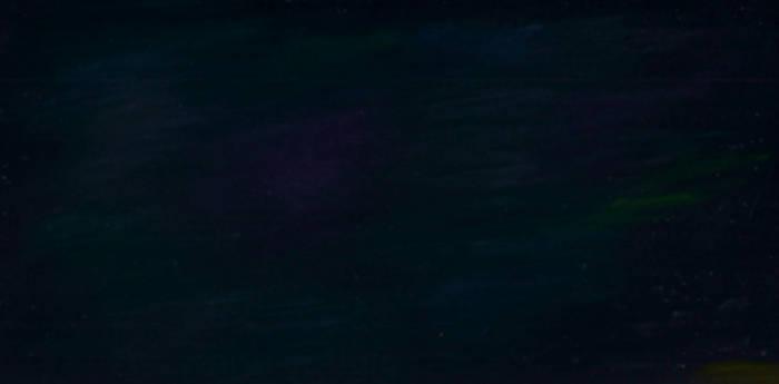 Blue Pastel Nebula