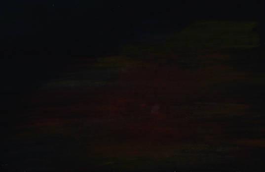 Red Pastel Nebula
