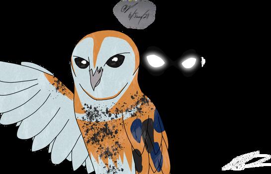 Dust Demon Spirit Animal Contest Entry