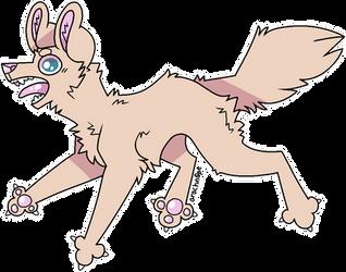 F2U - Majestic Canine Base by arachn0pe