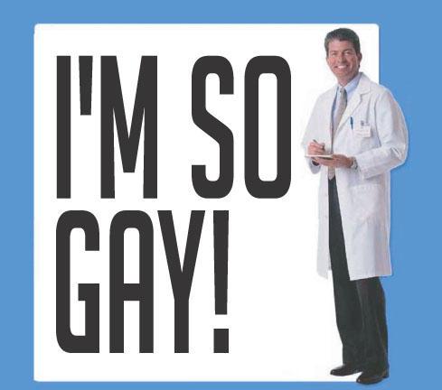 Besos gay con lengua