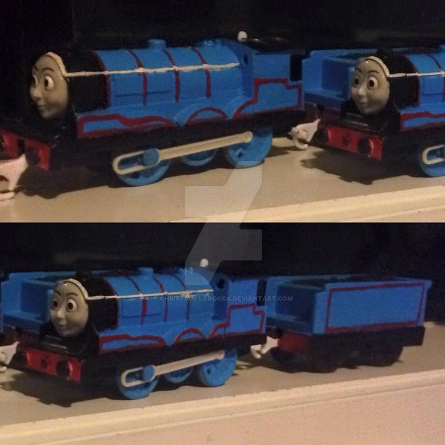Railway Series Donald And Douglas Wip By Christian Larocca On Deviantart
