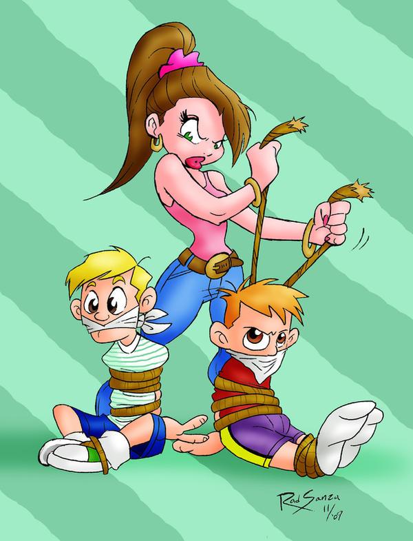 Babysitter's Revenge by AgentRadKid