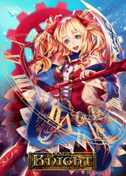 Magic Knight by mintryei