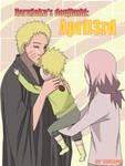 NARUSAKU Naruto kisses Shinachiku