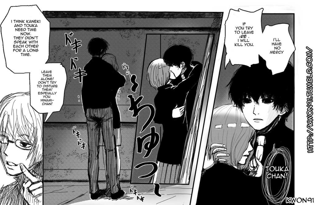 kaneki and touka meet again fast