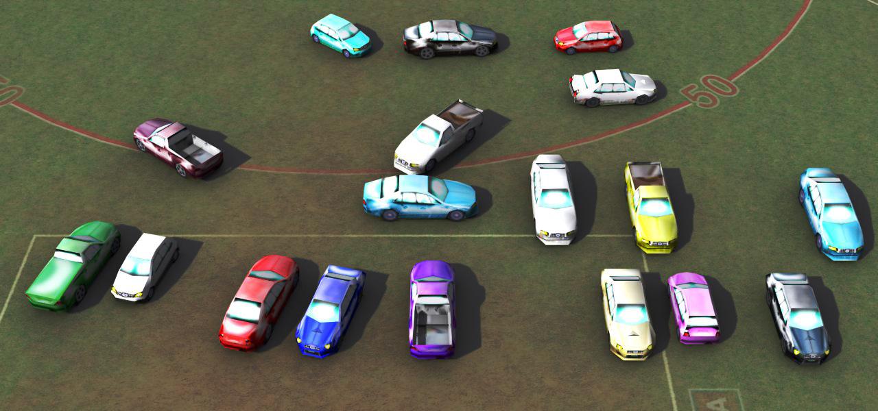 Wii Afl Cars By Senor Freebie On Deviantart