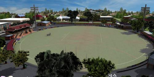Bendigo VFL stadium 3