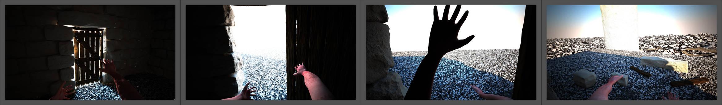 Rock Door Frames Prototype
