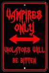 Vampires Only