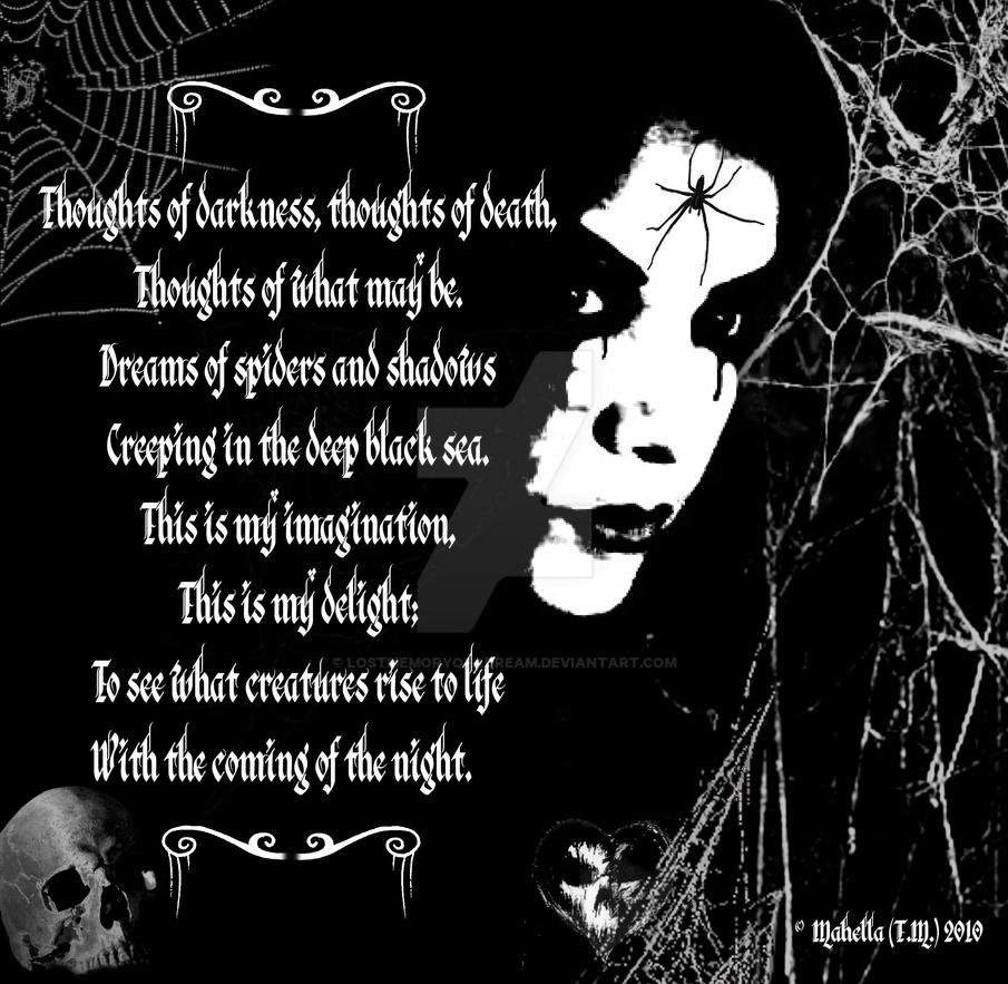 Gothic Epilogue by LostMemoryOfADream