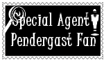 Special Agent Pendergast Stamp by LostMemoryOfADream