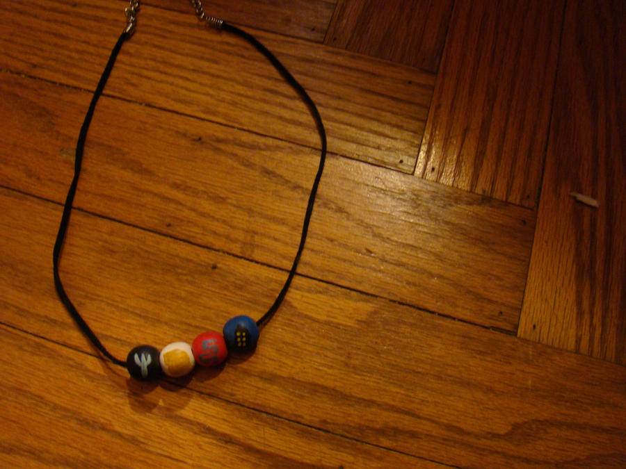 how to make annabeth chase necklace