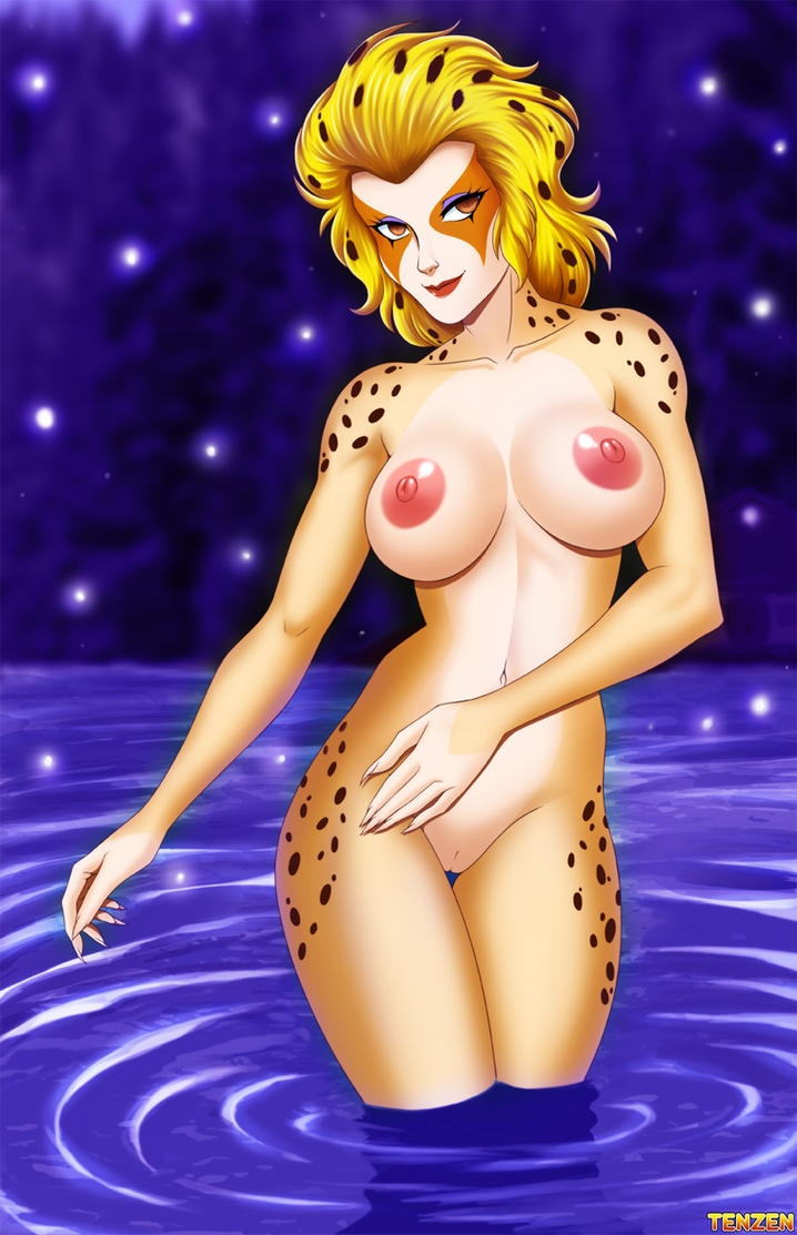 Cheetara by Tenzen-Hentai