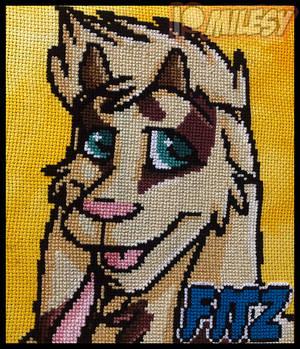 Fitz Badge