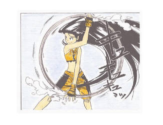 Sui-Double Arts by Nanu-Inuko