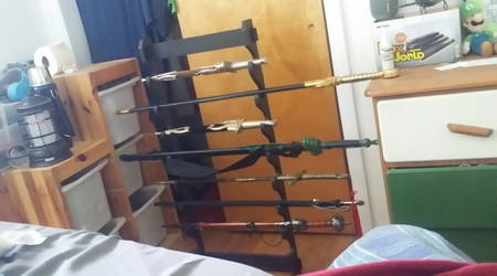 Swords by Austin7Hearts