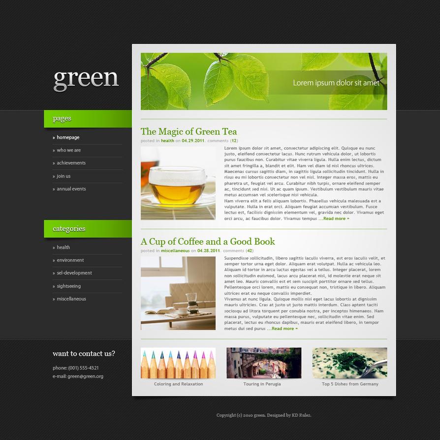 green by dakooles1