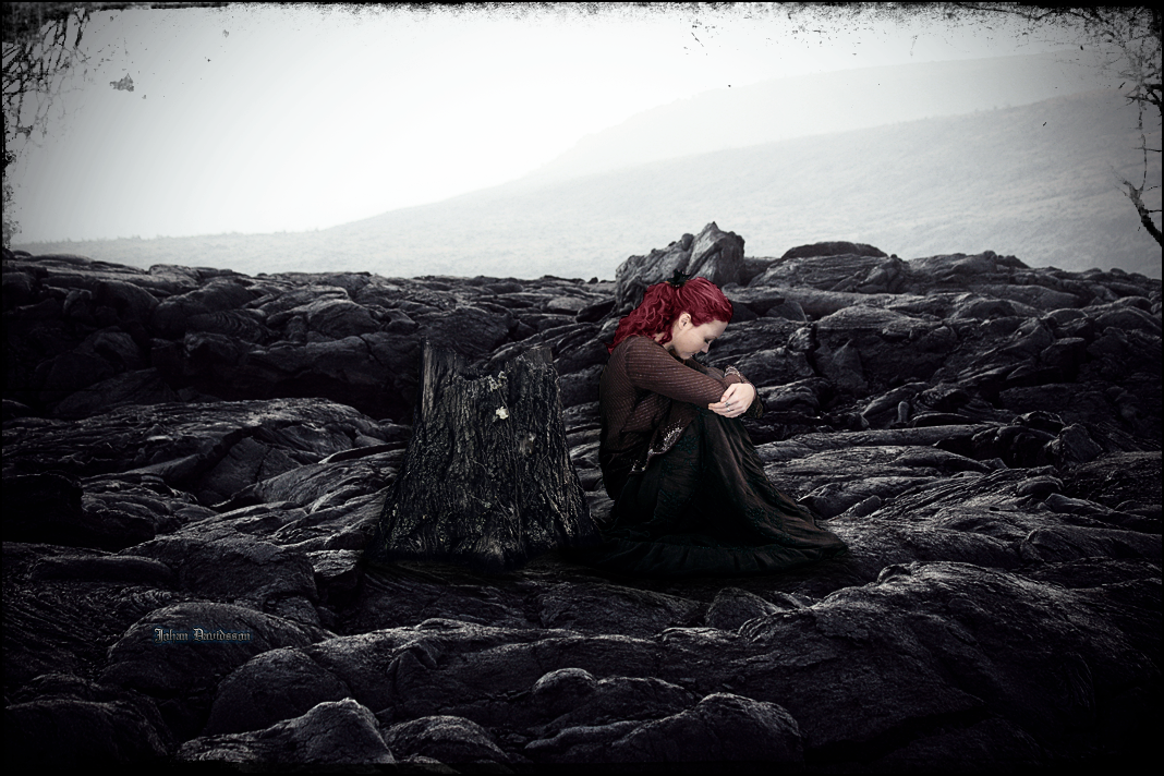 Weighed down with sorrow by Grall19 on DeviantArt