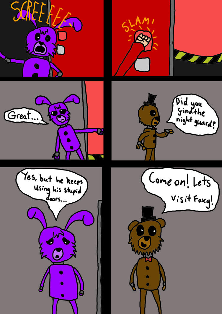 Bonnie's Quest #1 by Nepath