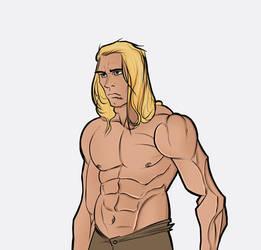 Tarzan by Nepath