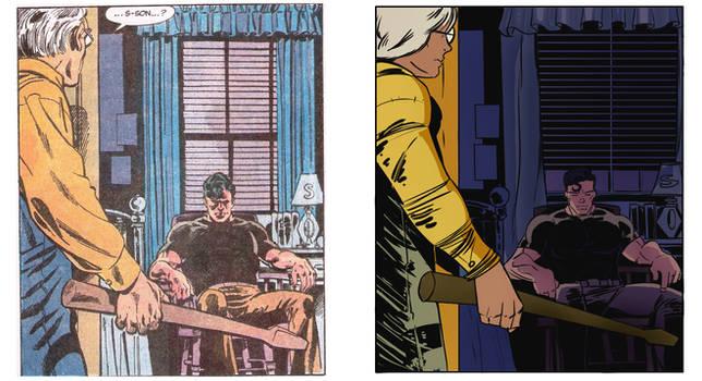 Homage to Man of Steel by John Byrne
