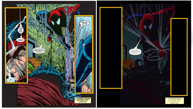 Homage to Spider-Man by Todd McFarlane