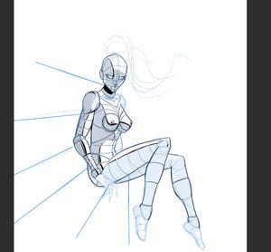 Steel Mantis