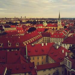 Prague by LisbethFleur