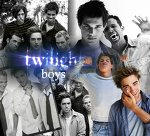 taylor lautner and the boys