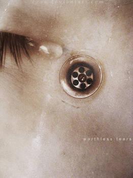 Worthless tears