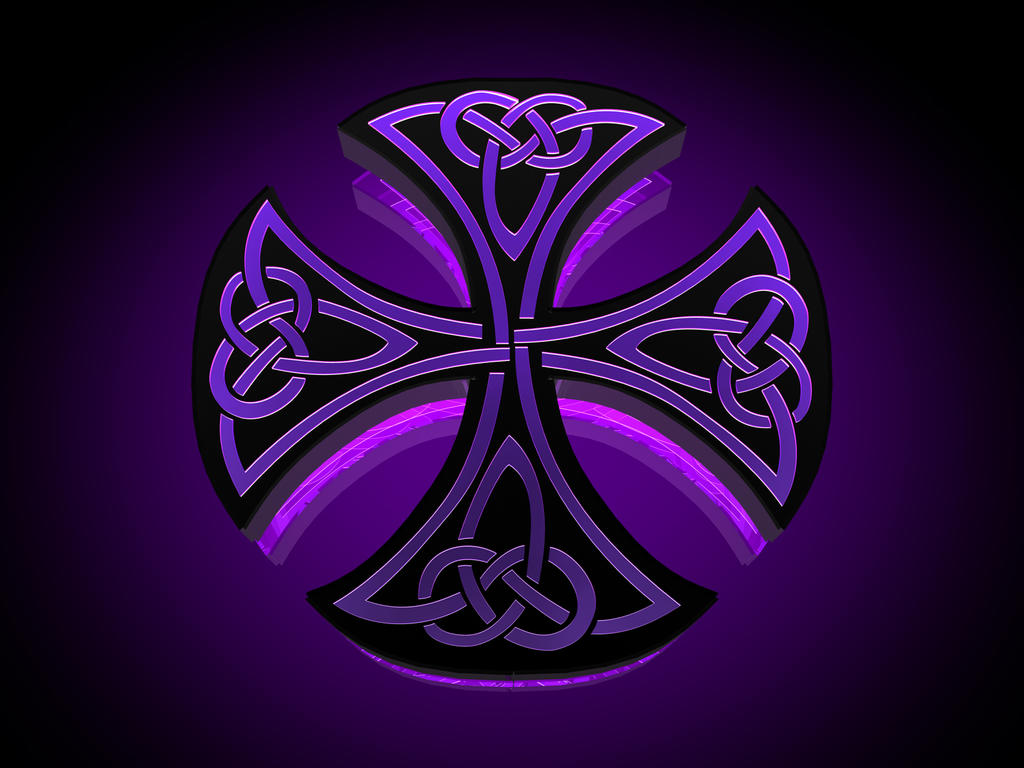 Celtic Iron Cross by TylerXy