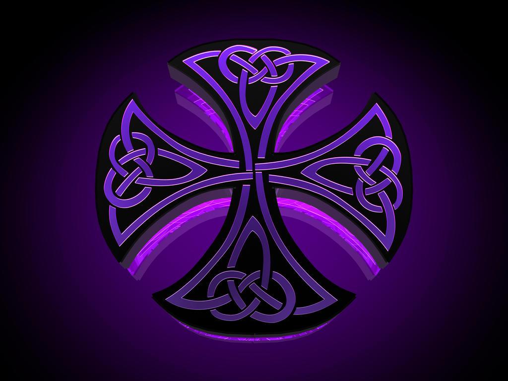 Celtic Iron Cross By TylerXy
