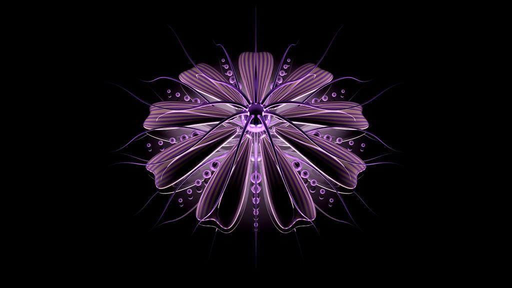 Purple Fleur by TylerXy