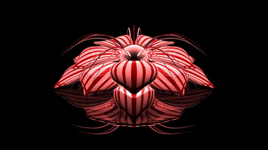 Peppermint Fleur by TylerXy