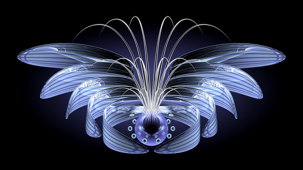 Ice Flower 3 by TylerXy