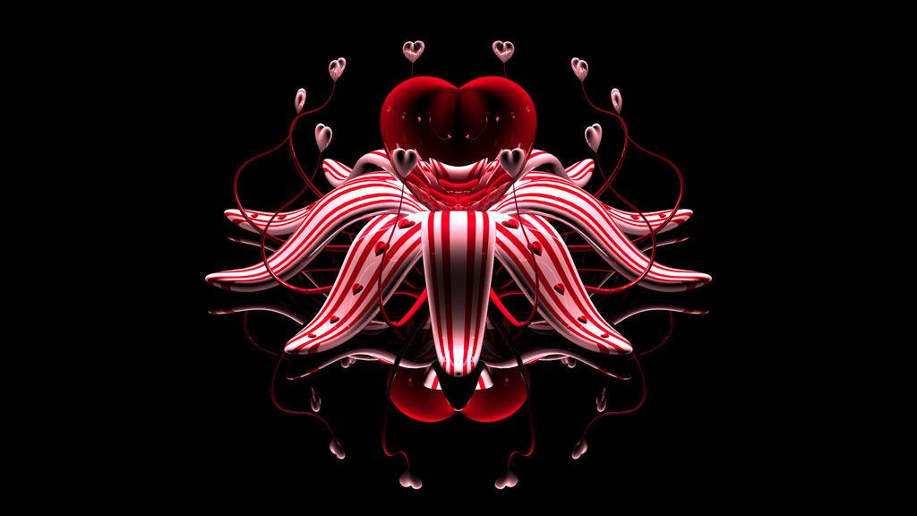 Valentines Flower by TylerXy