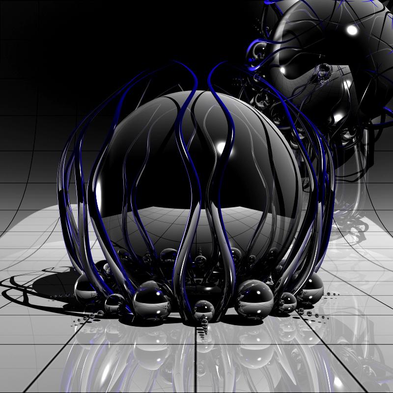 My CG Sphere One by TylerXy