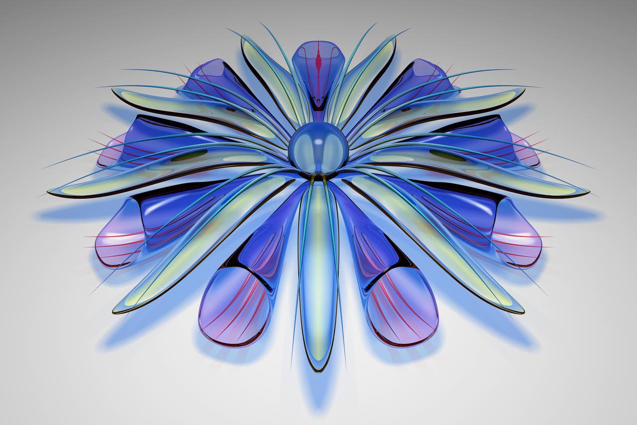 Aboulia Flower by TylerXy