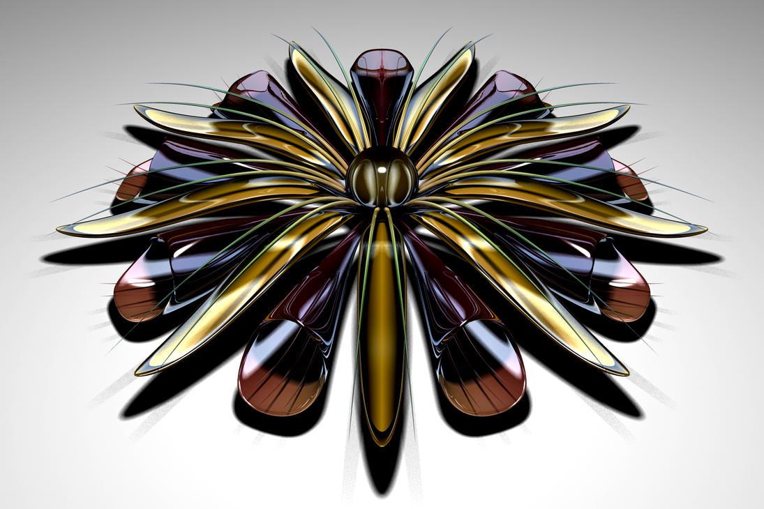 Aboulia Flower Two by TylerXy