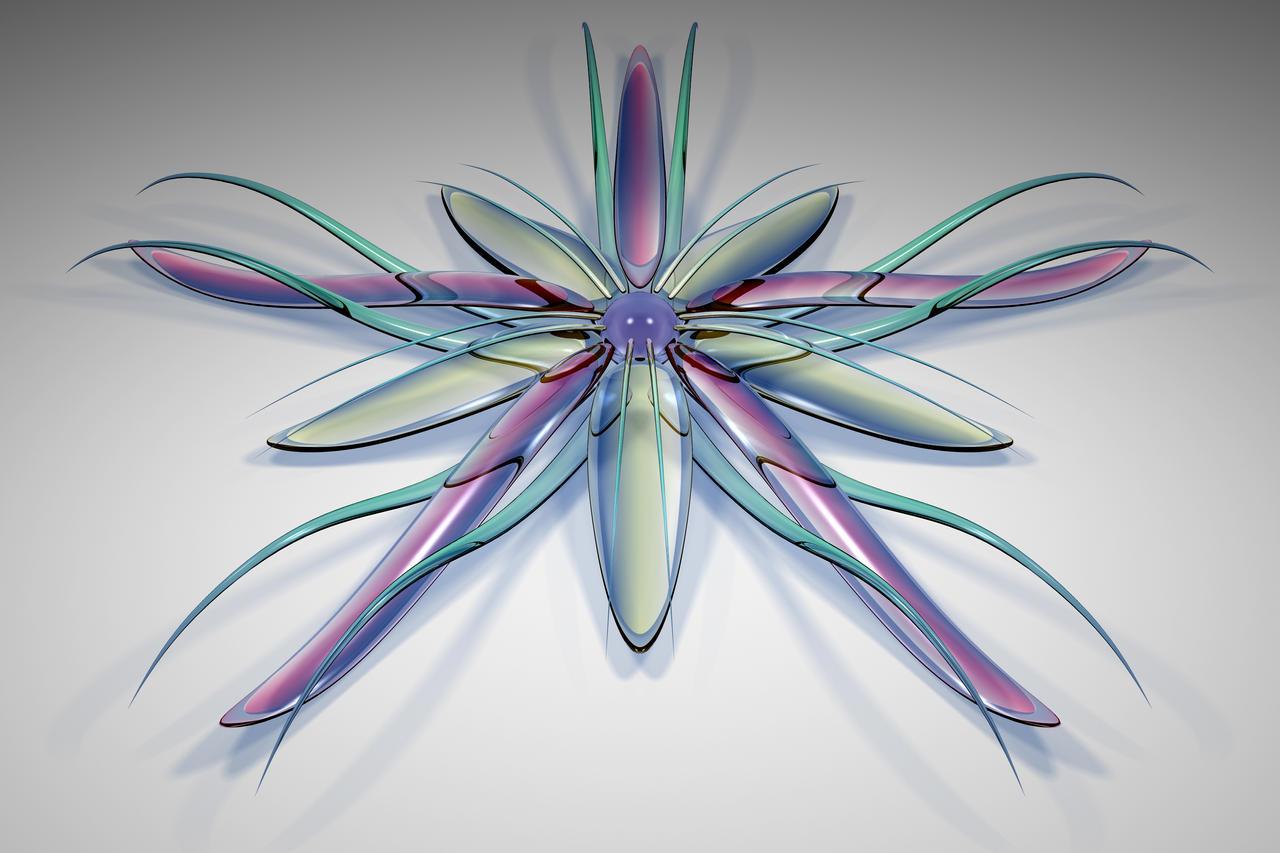 DAmn Flower by TylerXy