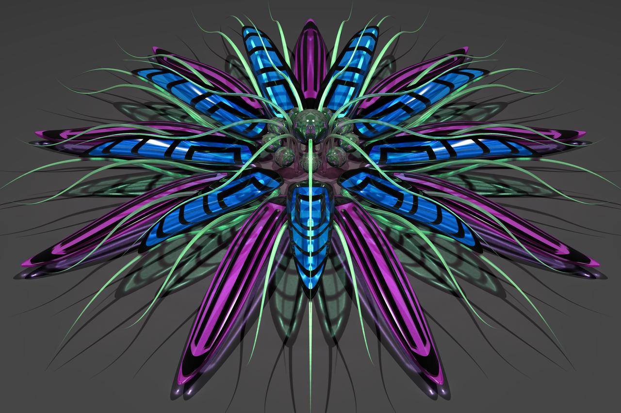 Glass Tiger by TylerXy