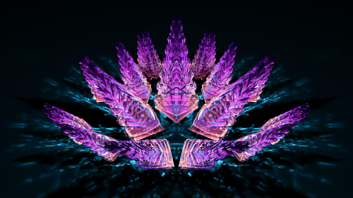 Dark Crystals by TylerXy