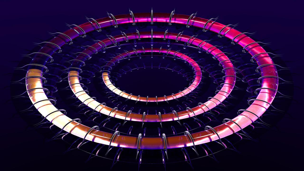Three Ring Circus by TylerXy