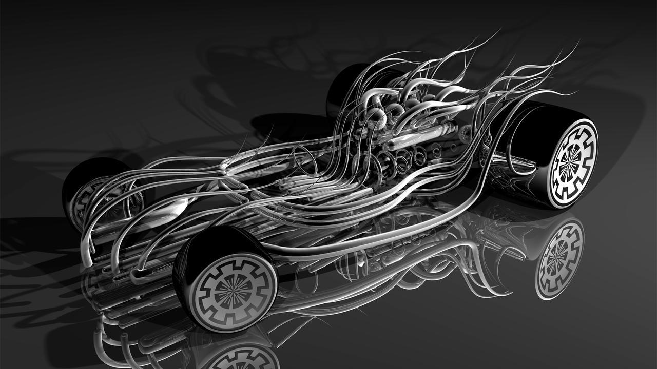 The Go-Kart by TylerXy
