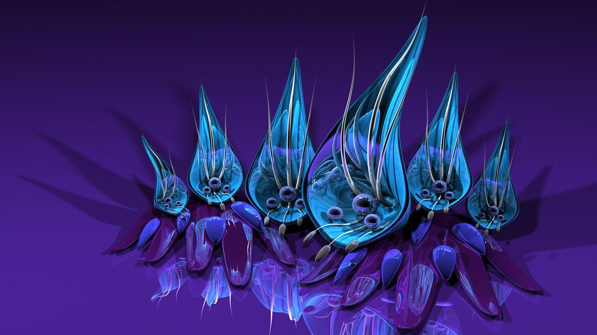 Midnite Blooms by TylerXy
